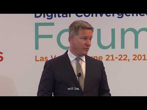 Robert Tercek Moderates 2018 Digital Convergence Forum