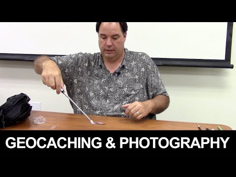 Geocaching – A Photographer's Tool