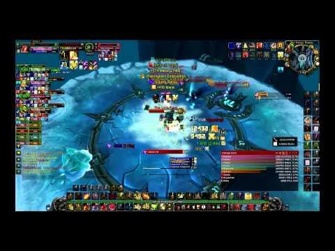 Guild Nefelin vs The Lich King 10hc Molten WoW