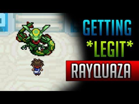 How & Where to catch/get - *LEGIT* Rayquaza in Pokemon Black 2 & Pokemon White 2