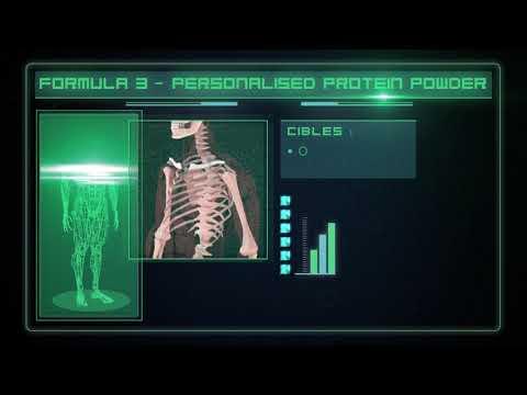 Herbalife Nutrition présente la Formula 3 Herbalife - Personalised Protein Powder