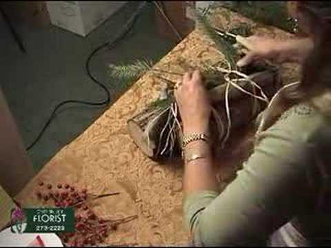 How to make a Yule Log