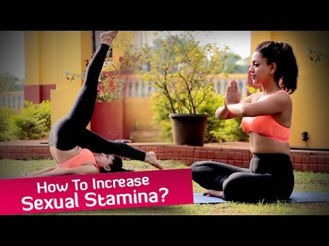 HOT YOGA! How To Increase Sexual Stamina?