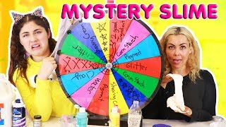 Download MYSTERY WHEEL OF SLIME PT.3 WITH MOM ~ RANDOM BAD AND GOOD SLIMES ~ Slimeatory #362 Video