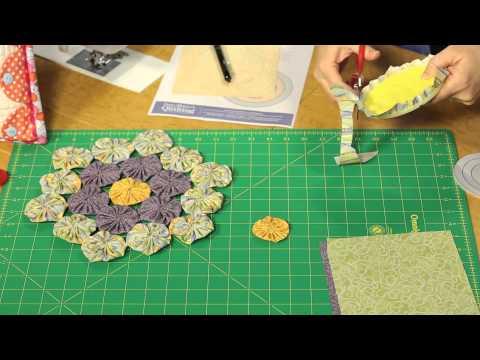 Sew Easy: Making Yo-Yos
