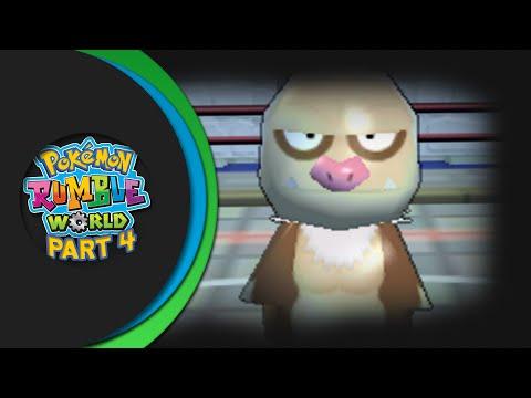 Pokémon Rumble World Walkthrough: Part 4 - Soo Many Pokémon & Poké Diamonds! [HD]