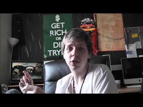 I am on YouTube! Hello!