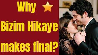 Bizim Hikaye is finished because of the pregnancy of Hazal Kaya?