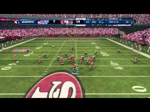 Madden 13 CC: Remember the Niners: Ep6 (49ers vs Bills ) Fantasy Draft Team