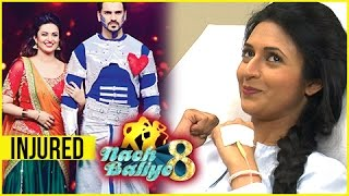 Divyanka Tripathi Out Of Nach Baliye 8? | TellyMasala