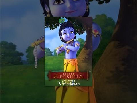Little Krishna - The Darling Of Vrindavan - English