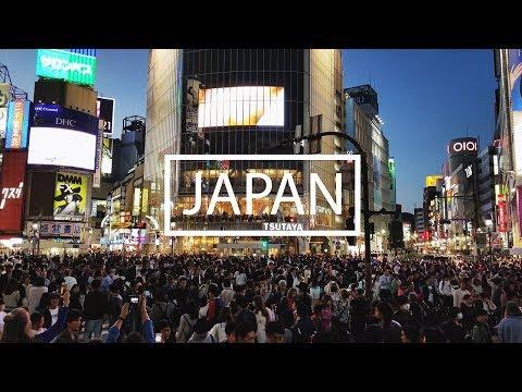 Japan Trip 2017 4K - 7 Days in Tokyo / Osaka / Kyoto