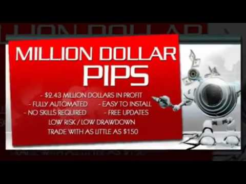 How The Million Dollar Pips EA Forex Robot Works