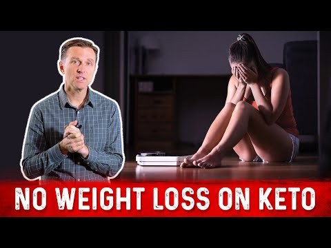 Doing Keto for a Month But Not Much Weight Loss?