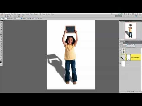Two Minute Tip: Creating a Realistic Drop-Shadow in Photoshop