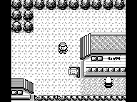Pokemon Red Viridian City