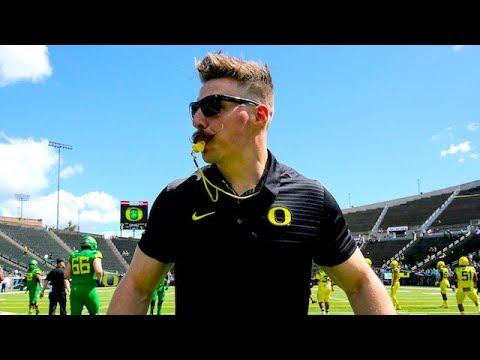 Why Oregon Strength Coach Aaron Feld is CFB's Best Motivator   The Dan Patrick Show