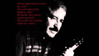 Aşık Mahzuni Şerif - Bin Yıllık Sarhoş (gül Yüzlüm)