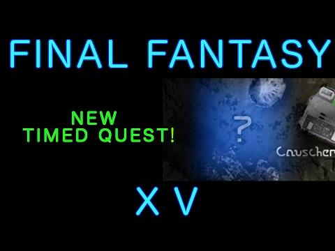 Final Fantasy 15: New Timed Quest Guide - Slactuar and Cactuar