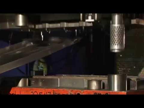Flow Dry: Hydraulic Metal Pressing & Cutting for High Performance Gaskets