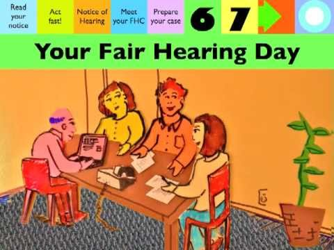Northwest Justice Project: Fair Hearings in Washington State