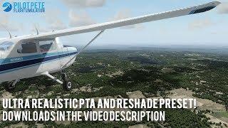 P3D V4 | Landing in Heraklion | ENVTEX - PakVim net HD