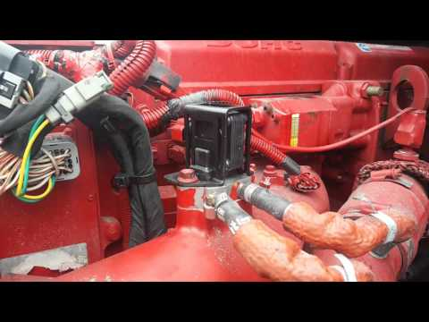 Volvo Truck Crankcase Pressure Sensor | VED12 | How To