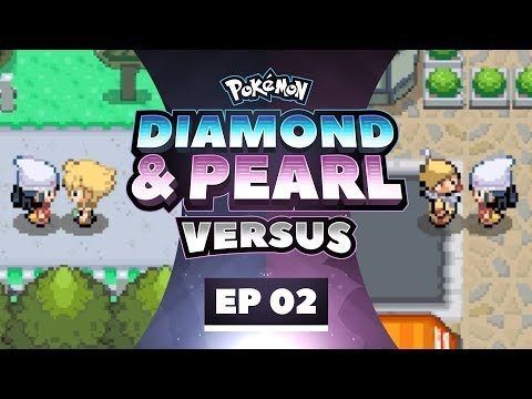 Pokemon Diamond and Pearl Versus - EP02 | Where Are The Clowns??