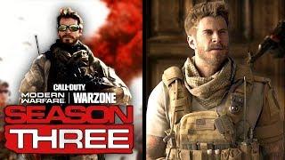Modern Warfare Season 3: ALEX IS ALIVE!?