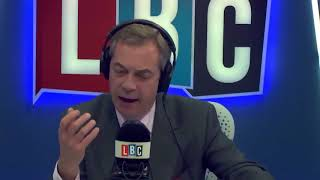 Nigel Farage Discusses the DUP Saving Brexit
