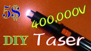 One Million Volts Generator / A High Voltage Generator DIY