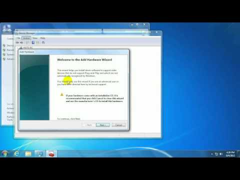 Tech Support: How to add a legacy device in Windows 7