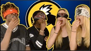 BLAZING WINGS CHALLENGE WITH THE STACEY TWINS