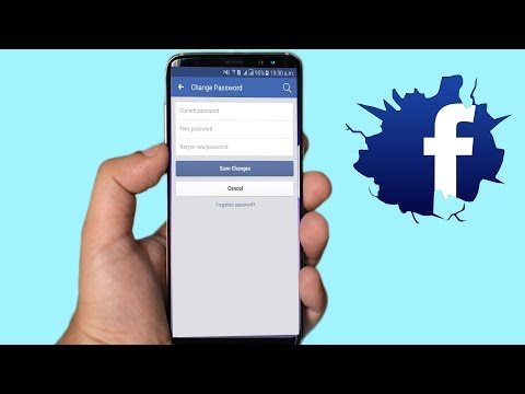 Facebook login and Password- How to Change Your Facebook Password Change Fb Password