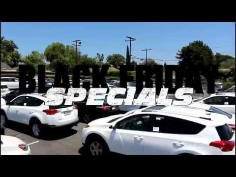 Best Month To Buy A Car December Black Friday Year End Specials LA 888-718-3693 Toyota Of Whittier