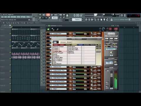 Reggae En FL Studio 12 / How To Make a Reggae Beat - IngenioTv  2016