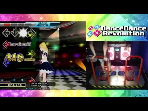 Tell me what to do (Challenge) PFC AAA on DDR 2013