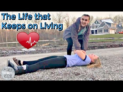 THE LIFE THAT KEEPS ON LIVING | by Karli Reese