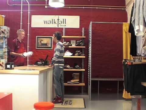 Walktall Shop Promo - Large Footwear for Men - Size 12-17 (UK)