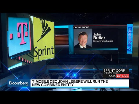 Can T-Mobile/Sprint Compete With Verizon and AT&T?