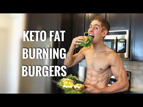 KETO FAT BURNING BURGER