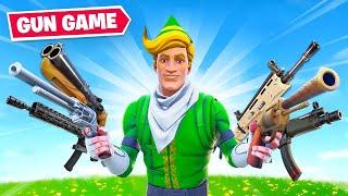 Why Gun Game Is the *BEST* Fortnite!
