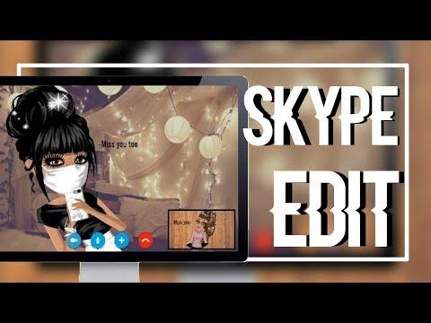 Skype Call Edit ♥ ItzPanda MSP