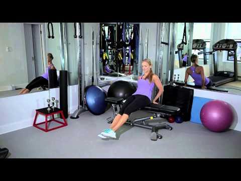 Leg Lift Workouts for Obliques : Gym Slim