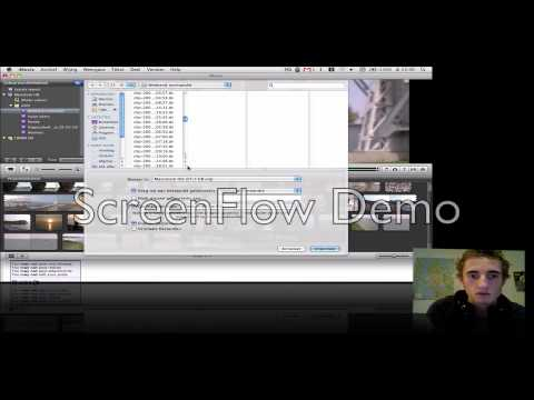 How to import any movie  file into Imovie