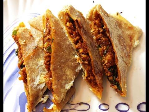 Chicken Wrap/Chicken Pockets/Indian Style/Hot n Spicy