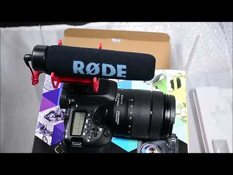 Unboxing the Canon 80D Creators Kit and Retiring the Nikon D3100