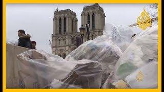 🇫🇷  الجرذان والروائح الكريهة تغزو شوارع باريس