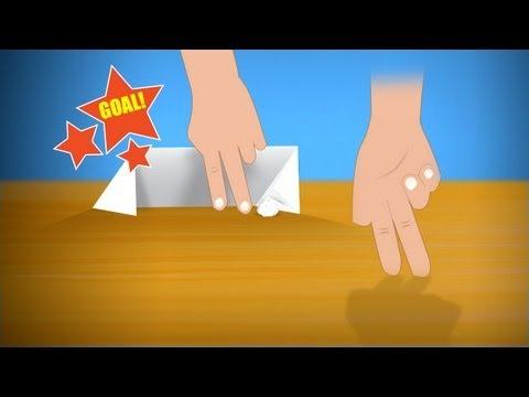 Paper Football - Penalty Kick Game