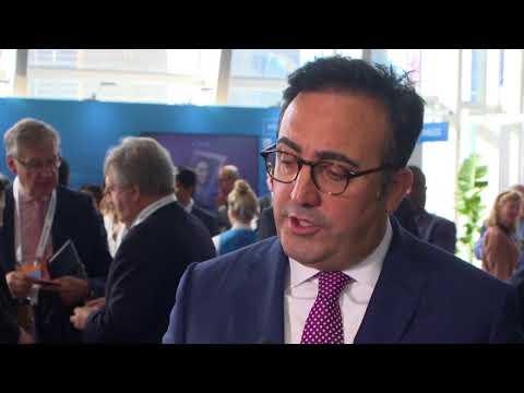 Mehmet Ilker Ayci at IATA 2018